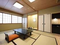 【和室スタンダード】2019年2月リニューアル!心地良い落ち着きのある和室です。