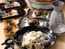 【ご夕食】すっぽん鍋※イメージ