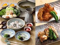 【ご夕食】贅沢なふぐ三昧コース ※イメージ