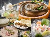 ■旬魚■ この夏のおススメコース♪ 和歌山・雑賀崎自慢の「鱧(はも)」料理