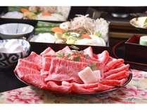 京都牛すき焼き