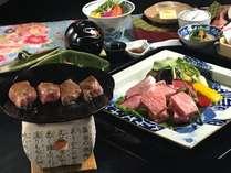 京都牛ステーキ懐石