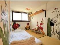2階客室(artist junko oki)