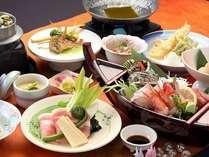 【海の幸】お魚大好き!!能登舟盛会席膳♪♪