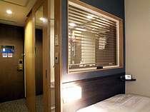バスルームに窓(ビューバス)を設置