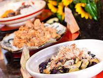 和食派には迷うほどのお惣菜が嬉しいはず♪