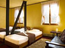 1名様から3名様までご宿泊可能なデラックスタイプのお部屋