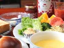 お野菜たっぷりミネラル朝食