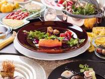 オマール海老を利用した創作料理 Nature