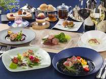 お肉料理とお魚料理をお好みで選べるプリフィックスフレンチ「Soleil(ソレイユ)」