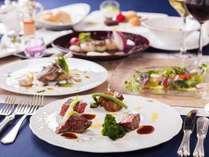 選べる「お肉料理」とお魚料理 Soleil