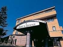 笠間の格安ホテルホテル イオ アルフェラッツ