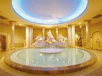 スパワールド-ローマ風呂