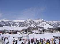 栂池スキー場