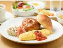 ある日の朝食(2)