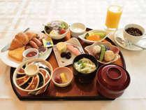 朝食(和洋食)※イメージ