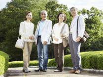*ご夫婦にグループ、一人旅も♪シニアの奈良旅行はお得なプランで決まり!