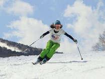 身軽に楽しむ、春スキー