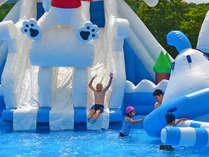 【プールは入り放題】1Dayパス付き!夏休み遊び放題★宿泊プラン