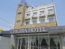 *ホテル外観/前橋駅やインターチェンジからも近く便利な立地。駐車場ももちろん無料!