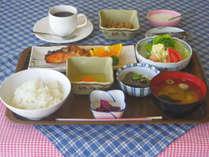 *朝食例/当館自慢の朝食を召し上がれ!
