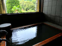 【温泉付】目の前に広がる霧島の風景が楽しめます。心行くまで極上の湯をご堪能ください。