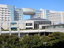 ホテル日航関西空港(関西空港へ徒歩3分) (大阪府)