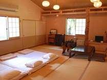 ゆったり♪ 和室15畳(3~6名)