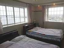 ◆朝食付きプラン◆1階海が見える【洋室】(4名様まで)