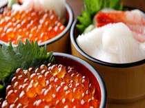 朝食(海鮮丼)※イメージ
