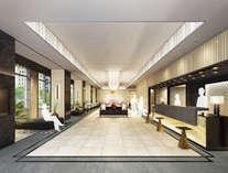 ホテルエントランス(※写真はイメージ)