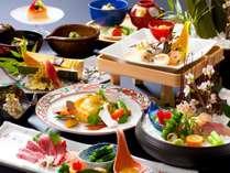 【お食事】おまかせ会席※イメージ