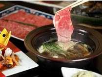 ■1泊夕食付【りんどう豚しゃぶしゃぶプラン】