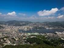 稲佐山からの絶景