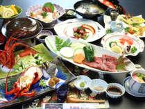 【伊勢海老×宮崎牛プラン】宮崎の『美味しい』がたっぷり詰まったプレミアムなプランです。