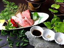 【宮崎牛】滑らかな舌触りの肉質。口の中でさっぱりととろけます。
