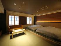 プチスイートルーム 広々バスルーム+テラス付き