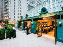 ◇南欧をイメージしたエリア最大級の客席数を有するレストランです。(写真はイメージ)