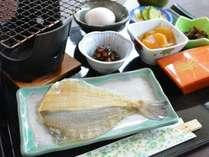 あさは美味しい朝ごはん!和朝食の一例です。