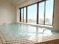 ★男性大浴場★最上階の大浴場は、天気が良ければ「明石海峡大橋」を眺めながら♪