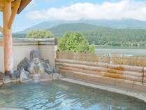 天狗の館:露天風呂
