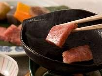 神戸といえば神戸牛!赤身に甘みがあるのが特徴です♪