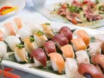 お寿司(夕食 / 一例)