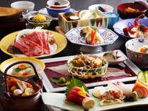 三重極上会席<松阪牛&アワビの饗宴>