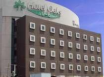 全105室のシンプル&リーズナブルホテル。