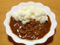 お値段お手頃、2食付き。長岡京の筍をたっぷり使った[たけのこカレーセット」と朝食付き