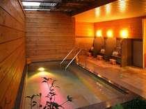 鹿島の露天風呂