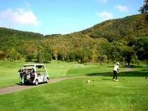 2サム大歓迎!!カジュアルにリゾートゴルフ。ホテル隣接のゴルフ場