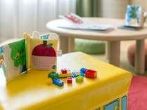 【わくわくわしつ】おもちゃやお子様用アメニティもこのお部屋だけの特典☆