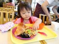 ◆たくさん食べていっぱい遊んでね☆
